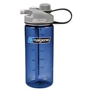 Nalgene Bouteilles Multi Drink Bottle 700ml - Blue / Loop-Top Gray - Taille One Size
