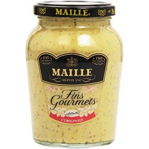 Maille Moutarde Fins Gourmets - Le Bocal 340 g