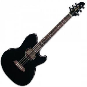 Ibanez TCY10E-BK - Guitare folks electro-acoustiques