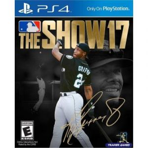 MLB 17: The Show sur PS4