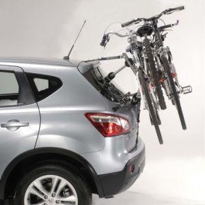 Mottez Porte-vélos de coffre suspendu A025PMON pour 3 vélos
