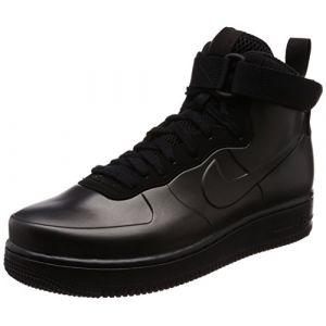 Nike Air Force 1 Foamposite Cup Homme, Noir (Black 001), 43 EU