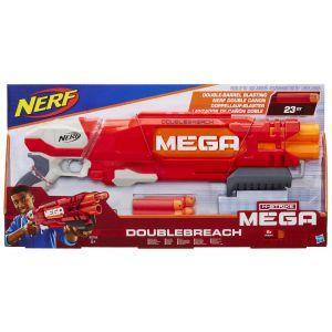 Hasbro Nerf Méga DoubleBreach