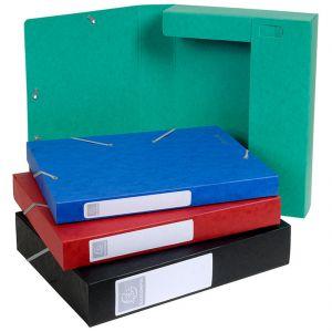 Cartorel 10 boîtes de classement Cartobox dos 4 cm