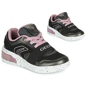 Geox Chaussures enfant J XLED GIRL Noir - Taille 31,32,33,34,35