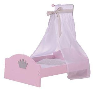 Roba Lit de poupée Princesse Sophie