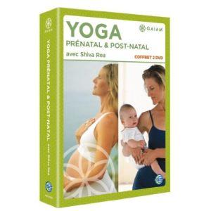 Coffret Yoga : Prénatal + postnatal