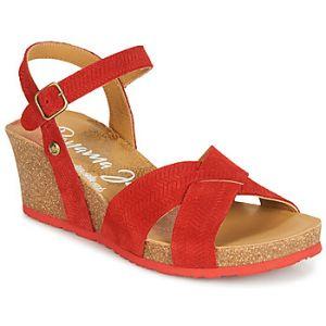 Panama Jack Sandales VIKA rouge - Taille 36,37,38,39,40,41