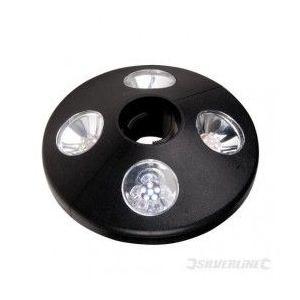 Image de Silverline 153662 - Eclairage LED pour parasol