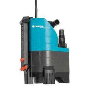 Gardena 13000 Aquasensor Comfort - Pompe d'évacuation eaux chargées