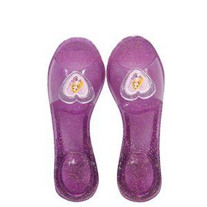 Mules jelly pour déguisement Princesse Raiponce
