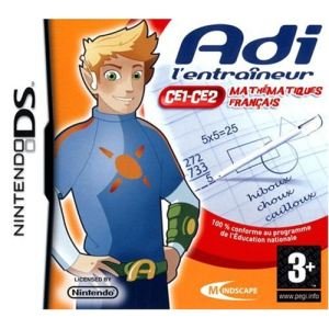 Adi l'Entraîneur CE1 - CE2 - Mathématiques Français [NDS]