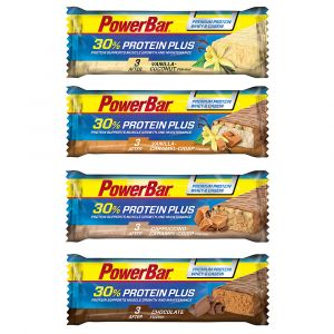 Powerbar Bars energétique  Protein Plus 30 Box 15u Vanilla/coconut