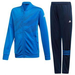 Adidas Survêtement Enfant YB TRAIN TS CH DI0189 Bleu