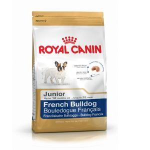 Royal Canin Bouledogue français Junior - Sac 3 kg (Medium Breed)