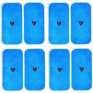 Bluetens ELEC0801 - Pack de 8 électrodes M
