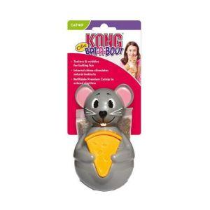 Kong Bat-a-bout Carillon jouet pour chat, souris
