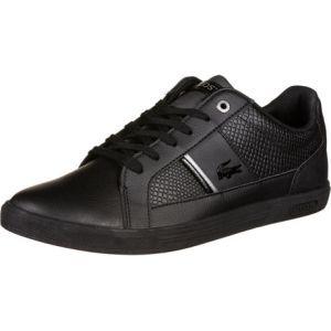 Lacoste Europa 417 1 Spm chaussures noir T. 44,5