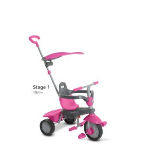 SmarTrike Tricycle Carnival - Rose
