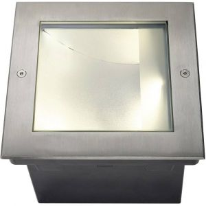 DM Lights Dasar LED SQ DM 229383 Inox