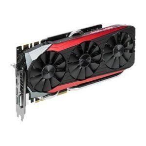 Asus STRIX-GTX980TI-DC3OC-6GD5-GAMING - Carte graphique GF GTX 980 Ti 6 Go GDDR5 PCIe 3.0 x16
