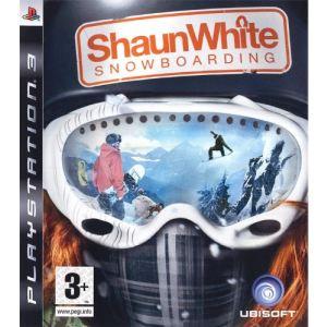 Shaun White Snowboarding sur PS3