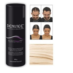 Densitee Solution anti-calvitie - Poudre densifiante blond clair
