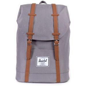 Herschel Retreat sac à dos gris