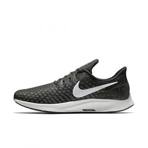 Nike Air Zoom Pegasus 35, Chaussures de Fitness Homme, Multicolore (Black/White-Gunsmoke-Oil Grey 001), 43 EU