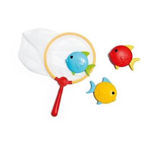 Intex Jeu de plongée poissons + filet