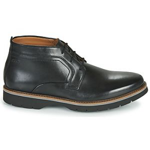 Clarks Boots BAYHILL MID - Couleur 40,41,42,43,44,45,46,42 1/2,47,41 1/2,44 1/2,39 1/2 - Taille Noir