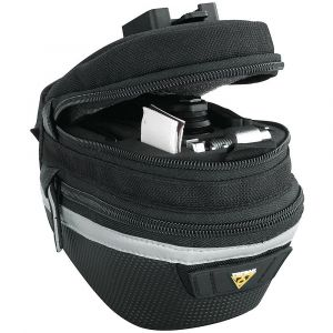 Topeak Survival Tool Wedge Pack 2 - Sacoche de selle - noir Sacoches de selle