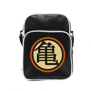 Abystyle Dragon Ball - Sac Besace Kame - Vinyle Petit Format
