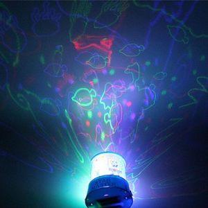 DDL LED Night Lights Ciel étoilé projecteur de nuit pour fête de noël