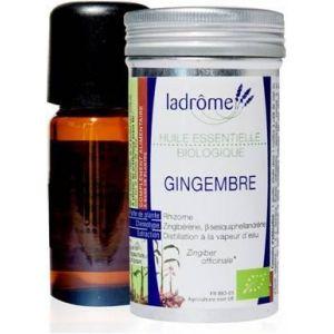 Ladrôme Huile essentielle Gingembre - 10 ml