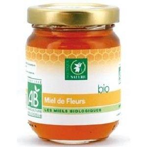Boutique Nature Miel de fleurs bio (250g)