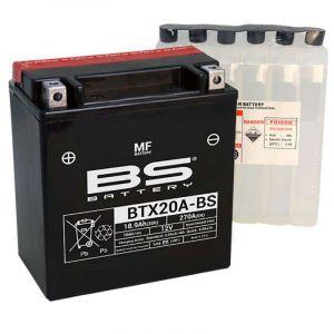 BS Battery Batterie BTX20A-BS 12V 17Ah