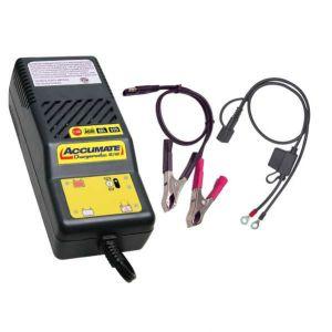 TecMate Chargeur de Batterie ACCUMATE 6/12V
