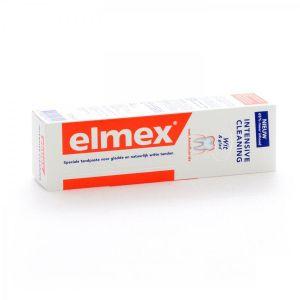 Elmex Nettoyage Intense - Dentifrice pour dents blanches & lisses