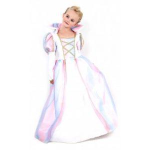Déguisement princesse robe blanche