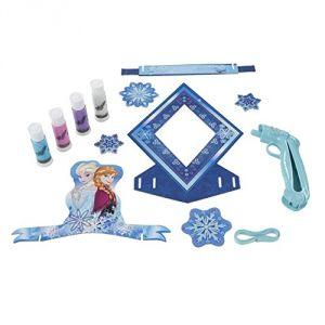 Hasbro Doh Vinci : kit de création de décor pour porte La Reine des Neiges