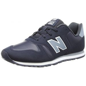 New Balance Kd373s1y Marine Enfant Baskets/Rétro-Running Enfant