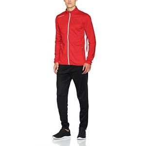 Uhlsport Essential Classic Survêtement Homme, Rouge/Blanc, FR : S (Taille Fabricant : S)