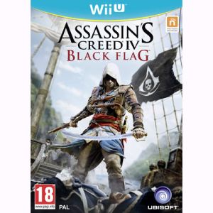 Assassin's Creed IV : Black Flag [Wii U]