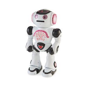 Lexibook POWERGIRL - Robot Éducatif Intéractif - 4 ans et +