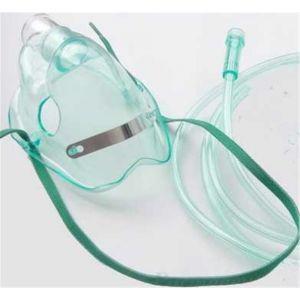 MCH Masque à oxygène adulte et tubulure