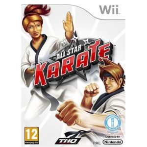 All star karaté [Wii]