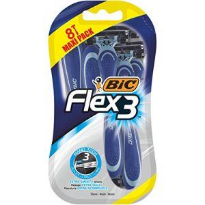 Bic Flex 3 Rasoir confort jetable
