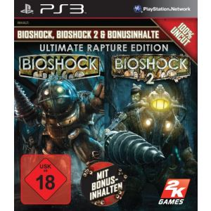 Bioshock + Bioshock 2 - Ultimate Rapture Edition [PS3]