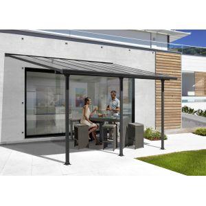 Image de Foresta Toit terrasse pergola aluminium 14.75m²